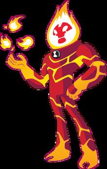 Heatblast reboot