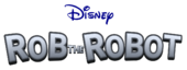 Disney Rob the Robot logo (2nd alternate)