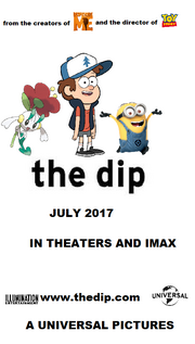The dip poster by zack097-dblro3c