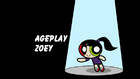 Ageplay Zoey title card