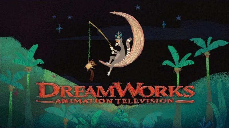 image dreamworks animation television logo king julien