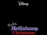 Pooh's Heffalump Christmas Movie (2020 film)