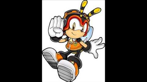 Sonic Party Wii U - Charmy Bee Voice