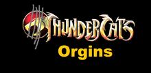 Thundercats Orgins Logo
