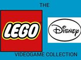 The LEGO Disney Videogame Collection