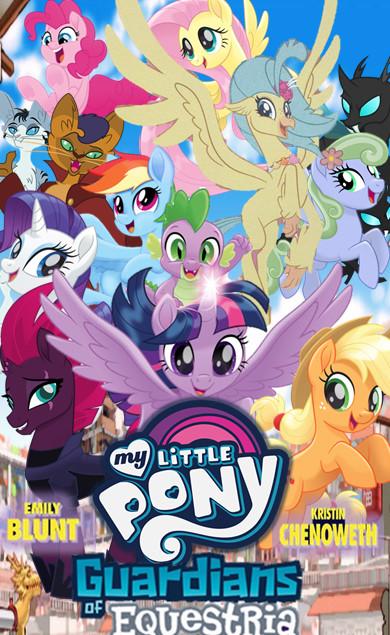 My Little Pony G5 Trailer Apple Jack X