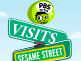 PBS Kids Visits Sesame Street