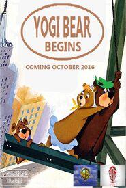Yogi Bear Begins 2016 Poster 6