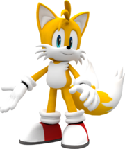 03 Sonic 3D Tails