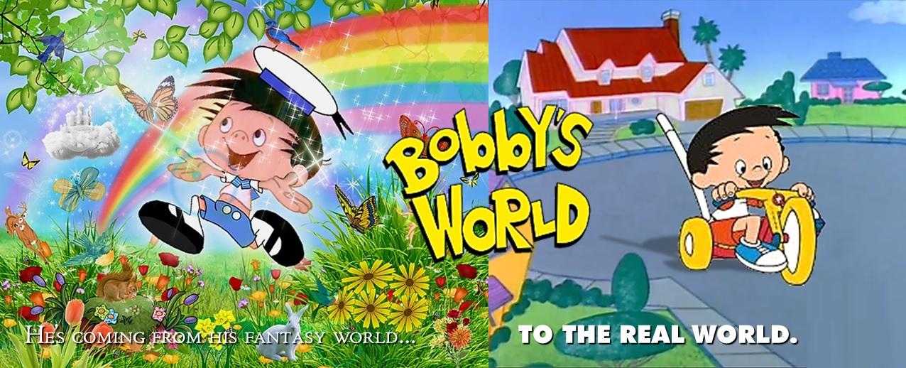 bobbys world the movie idea wiki fandom powered by wikia
