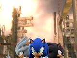 Sonic The Hedgehog (2006 remake)