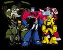Transformers Animated Autobots Grou 1340114548