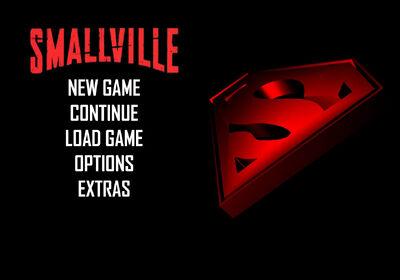 Smallville menu