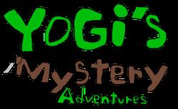 Yogi's Mystery Adventures logo