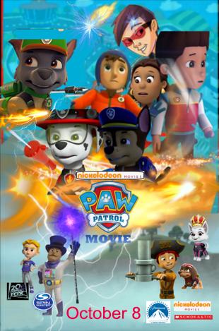 PAW Patrol Movie (2020) | Idea Wiki | FANDOM powered by Wikia