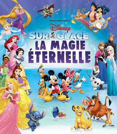 Disney Sur Glace - La Magie Eternelle (fan-edited)