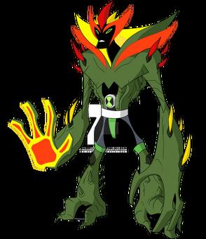 Reboot swampfire by insanedude24-db3yaab