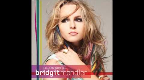 Bridgit Mendler - Hurricane (Official - Audio Only)