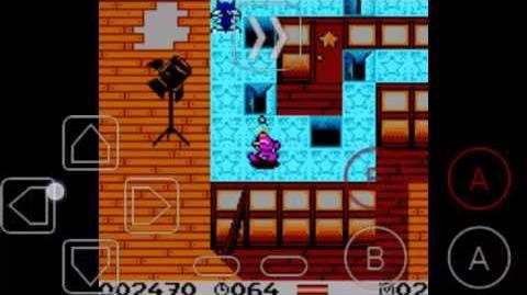 Speedrun in 4-41 RETRO MODE World 1 (Dizzy's Candy Quest 2 BETA Version)