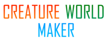 Creature World Maker Logo V2