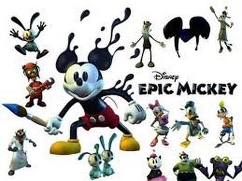 Epic Mickey 3 Wii