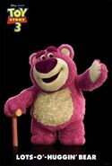 Lotso ( toy story 3 )