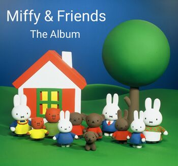Miffy & Friends- The Album