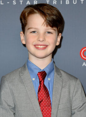 Iain Armitage CNN Heroes 2017 Red Carpet Arrivals Fkd4V-tGGxEl