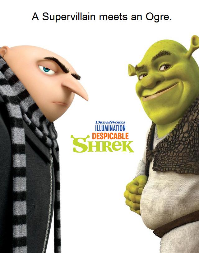 Despicable Shrek | Idea Wiki | FANDOM powered by Wikia