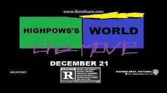 Highpows's World The Movie (2017) Trailer Tease