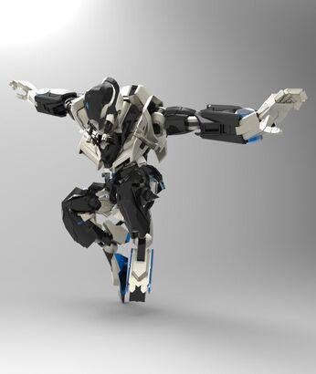 Sci-fi-humanoid-robot-3d-model-3d-model-low-poly-animated-rigged-obj-fbx-blend-ztl-mtl
