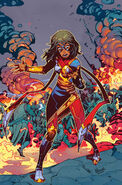 Magnificent Ms. Marvel Vol 1 5 Textless