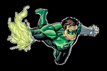 Hal Jordan (Earth-2992(