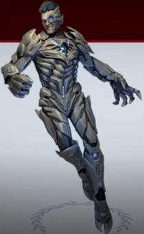 Nanite Nick Fury MUA2