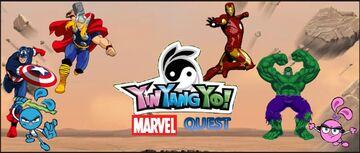 Yin Yang Yo! Marvel Quest 2nd Title Card