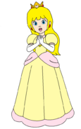 Princess amber in super mario style by princessahagen-d65q9fo
