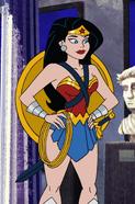 Diana of Themyscira aka Wonder Woman