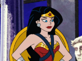 Wonder Woman (The Amazon Adventures of Wonder Woman)
