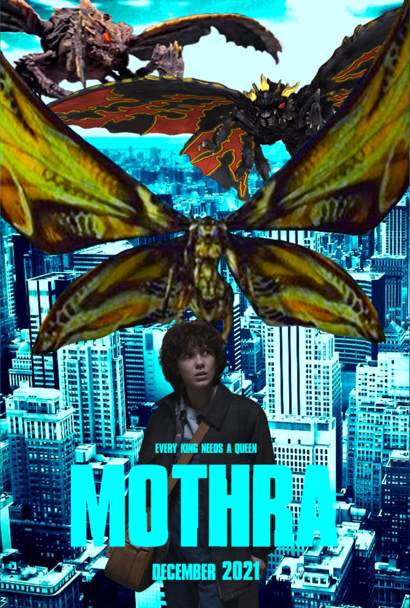 Image result for mothra movie 2021