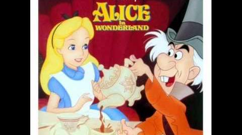 Alice in Wonderland OST - 02 - Pay Attention In a World of My Own