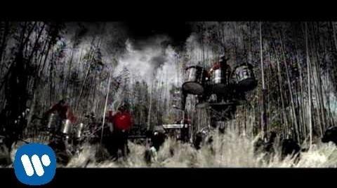 Slipknot - Left Behind OFFICIAL VIDEO