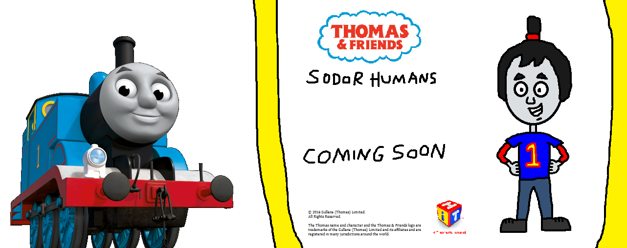 Thomas and friends sodor humans idea wiki fandom powered by wikia thomas and friends sodor humans poster thecheapjerseys Image collections