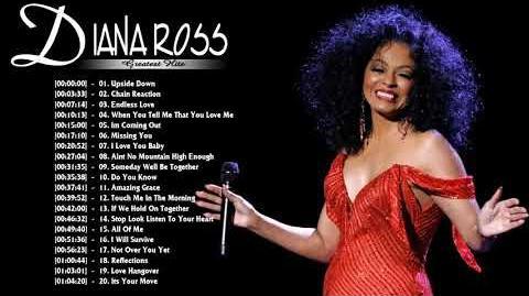 Diana Ross Greatest Hits Full Album 2018 The Best Of Diana Ross 2018