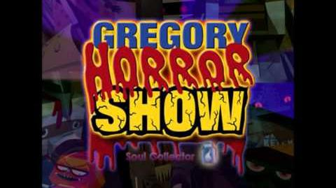 Gregory Horror Show Soul Collector OST - Gregory House