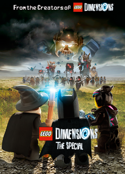 LEGO Dimensions The Special Poster