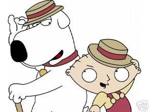Brian and Stewie