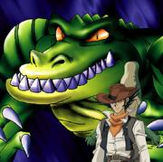 Jim Crocodile Cook