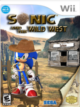 Sonic and the Wild West