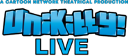Unikitty Live promotional logo