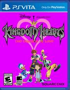 Kingdom Hearts- The Dreams of Love (Playstation Vita)